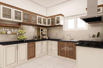 kitchen interior designs kerala