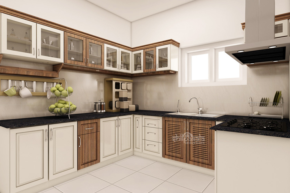Types Of Kitchen Interior Designing In Kerala 2018
