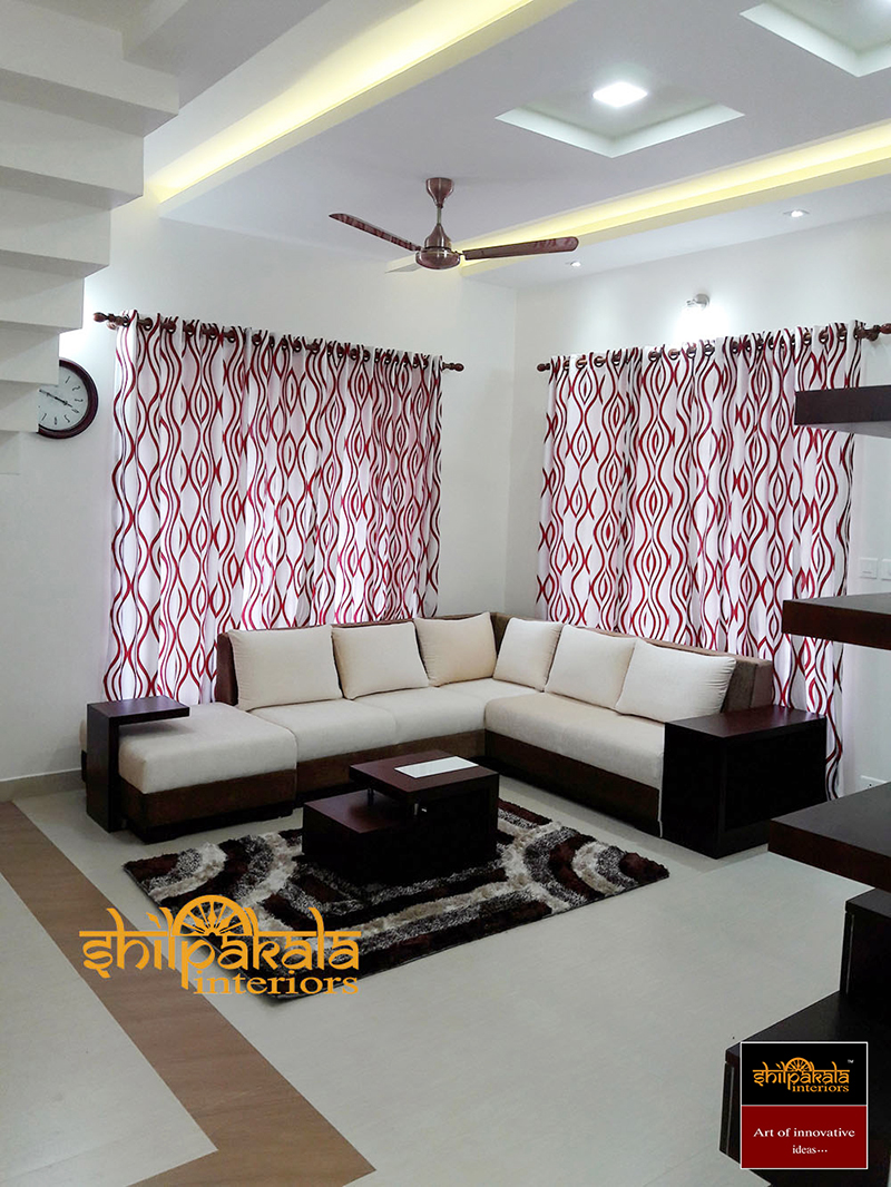 Three Bedroom Interior Design Premium Packages For Home Kerala