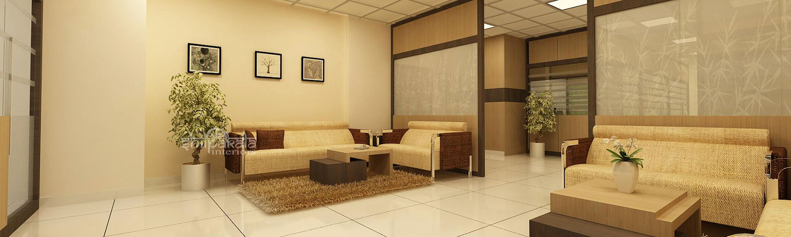 interior designers in kerala - best office interior design