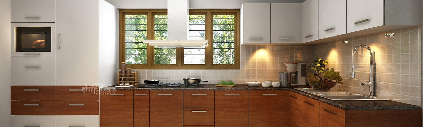 Modular Kitchen Cabinets   Kerala Kitchen Design. Home/ Service List / Kitchen  Interior Design
