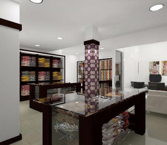office interior design thrissur