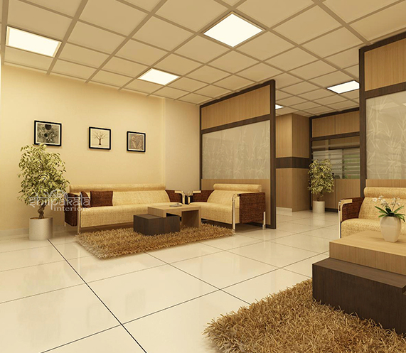 kerala office interior designers