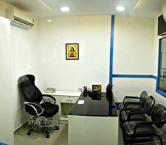 office interior design kerala