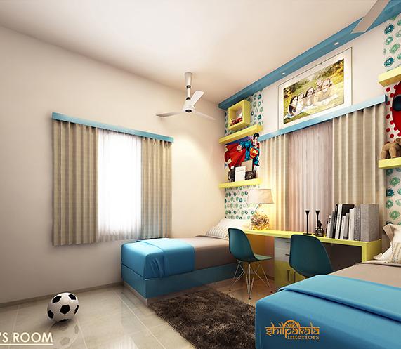 bedroom interior designers kerala