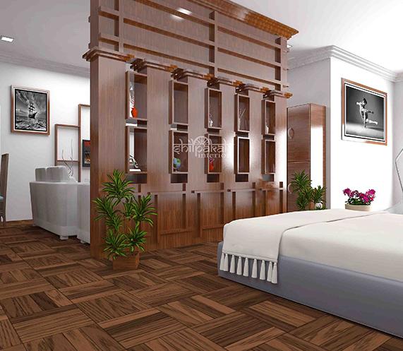 bedroom designs - best interior designers in thrissur
