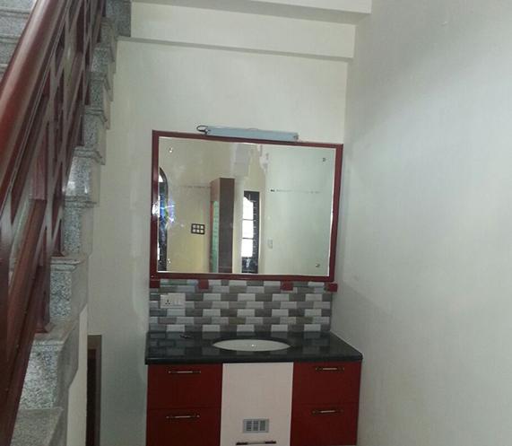 wash basin interior designs kerala