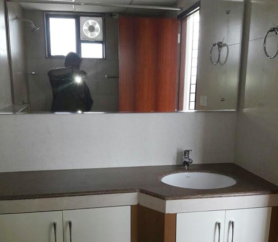 wash basin interior designers kerala