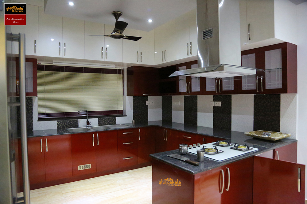 Shilpakala Interiors Kitchen Interior Designs Image Gallery