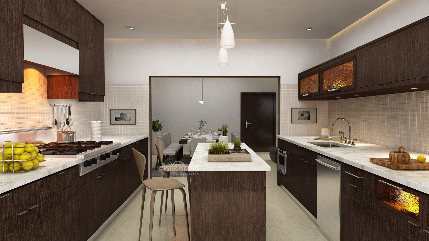kitchen interior design kerala kitchen interior design images gallery 3273