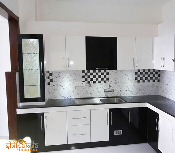 kerala kitchen interior designing
