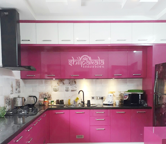 kitchen cabinets kerala