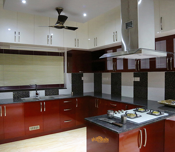 kerala kitchen design