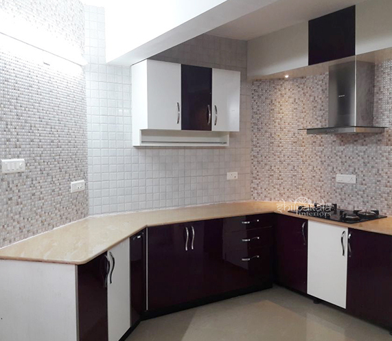 kitchen interior designing kerala