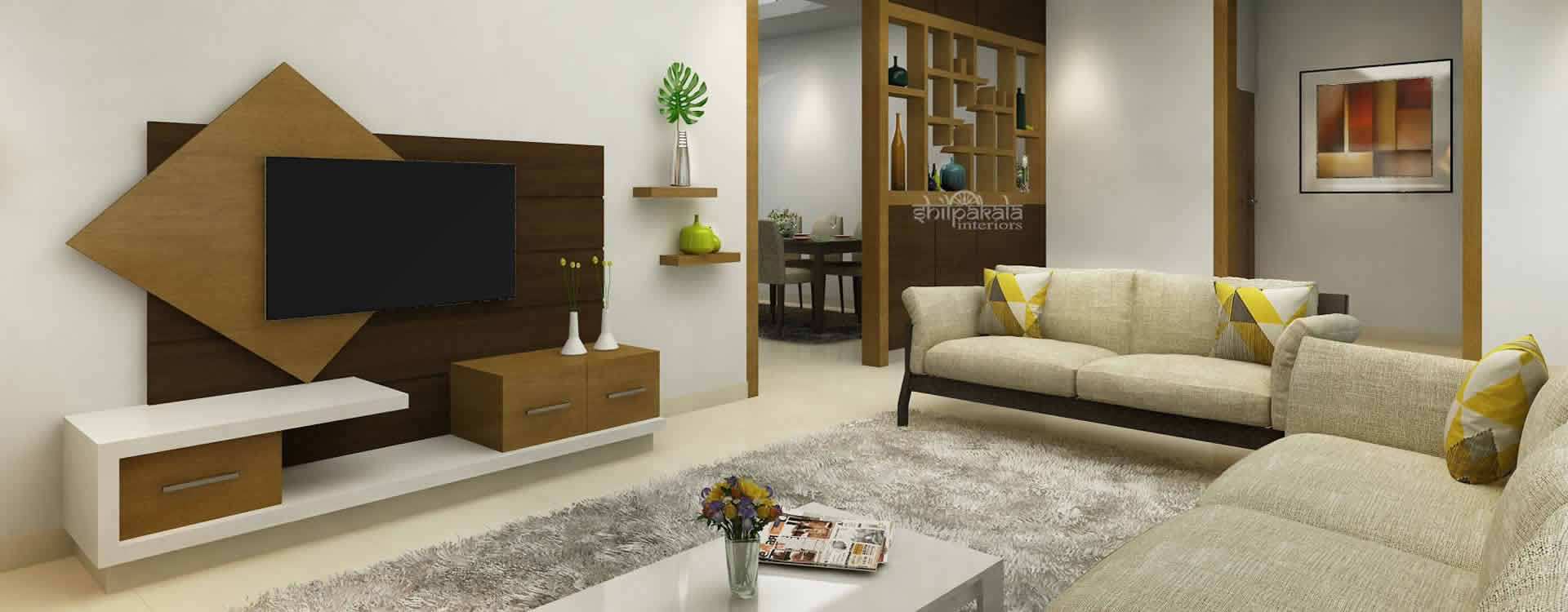 Best Interior Designers In Kerala Flat Home Office Designs Kochi